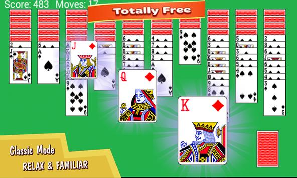 Spider Solitaire Puzzle screenshot 9