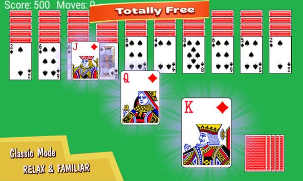 Spider Solitaire Puzzle screenshot 7