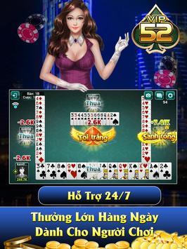 Vip52 - Tuyệt Đỉnh Game Bài ảnh chụp màn hình 7
