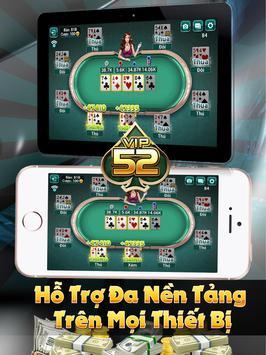 Vip52 - Tuyệt Đỉnh Game Bài ảnh chụp màn hình 9