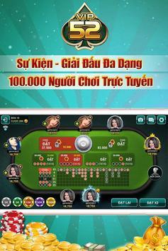 Vip52 - Tuyệt Đỉnh Game Bài ảnh chụp màn hình 2