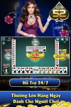 Vip52 - Tuyệt Đỉnh Game Bài ảnh chụp màn hình 3