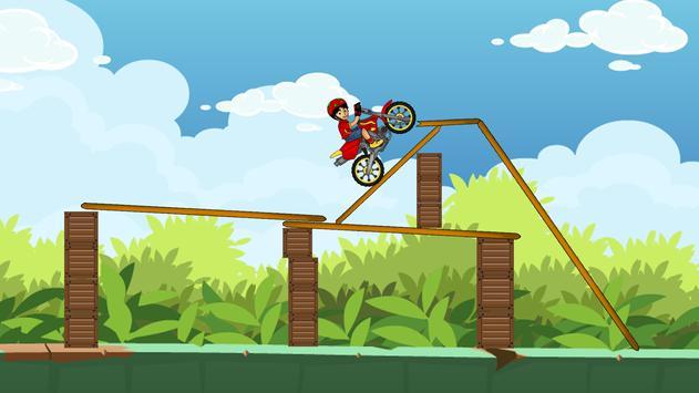 Super Shiva and the Magic bike apk screenshot