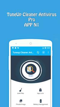 TuneUp Cleaner Antivirus Pro poster