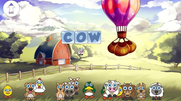 Animal Balloons screenshot 3