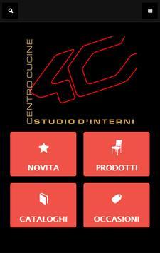 4C Studio Interni Arredamenti poster