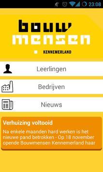 Bouwmensen Kennemerland poster