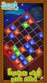 Bebop Puzzle Beat poster