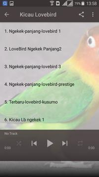 Kicau Master LoveBird screenshot 2