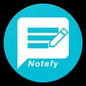 Notefy Free icon