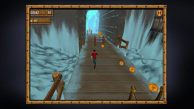 Singh Run - 3D Running Game screenshot 1