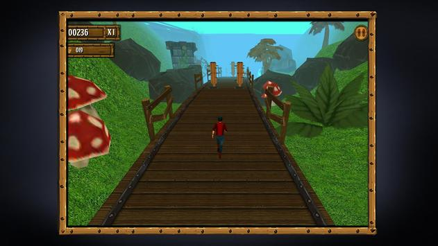 Singh Run - 3D Running Game screenshot 2