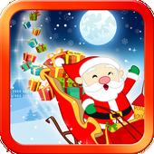 Hurry up, Santa! FREE icon