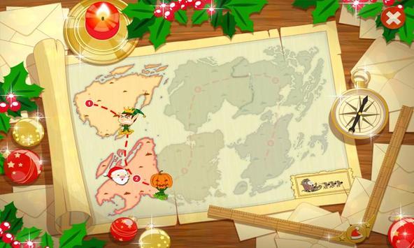 Hurry up, Santa! FREE screenshot 1