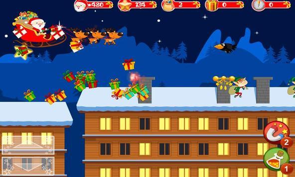 Hurry up, Santa! FREE screenshot 3