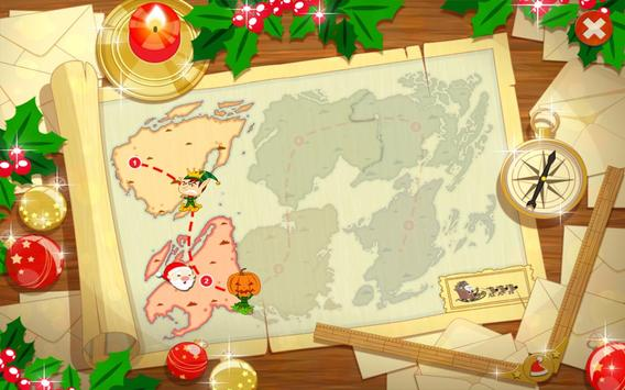 Hurry up, Santa! FREE screenshot 7