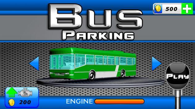 Bus Driving Simulator 3D poster