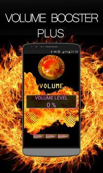 Super Loud Volume Booster 2017 apk screenshot