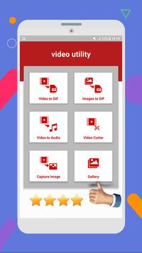 video utility poster