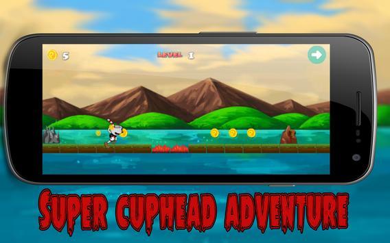 Super Hero Cup On head Adventure screenshot 2