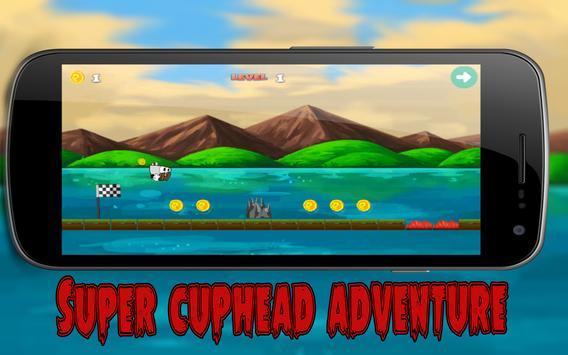 Super Hero Cup On head Adventure screenshot 5