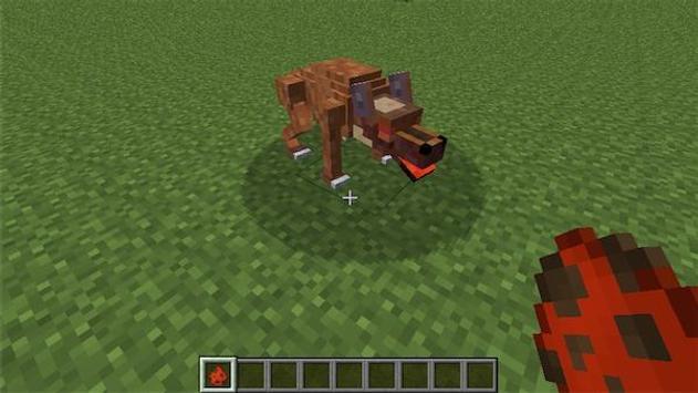 Monster Mods Minecraft 2015 apk screenshot