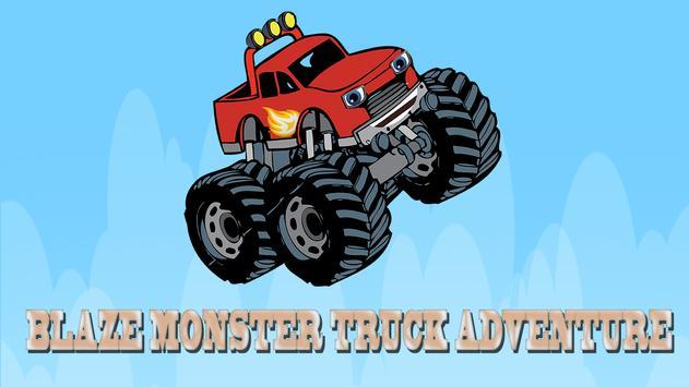 Blaze Monster Truck Adventure apk screenshot