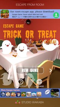 Room Escape Game : Trick or Treat poster