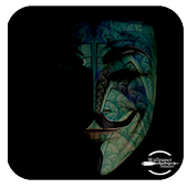 Anonymous Wallpaper HD icon