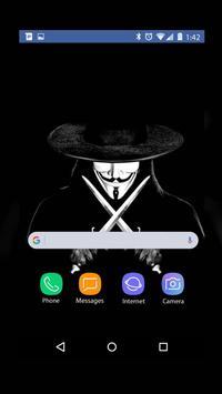 Anonymous Wallpaper HD screenshot 1