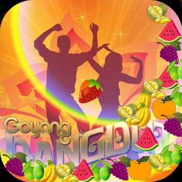 2017 Dangdut Fruits poster