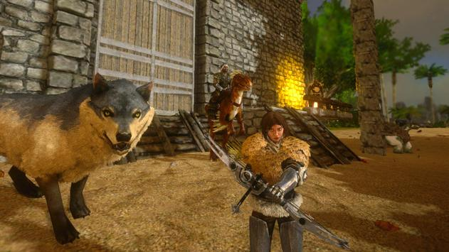 ARK: Survival Evolved 截图 3