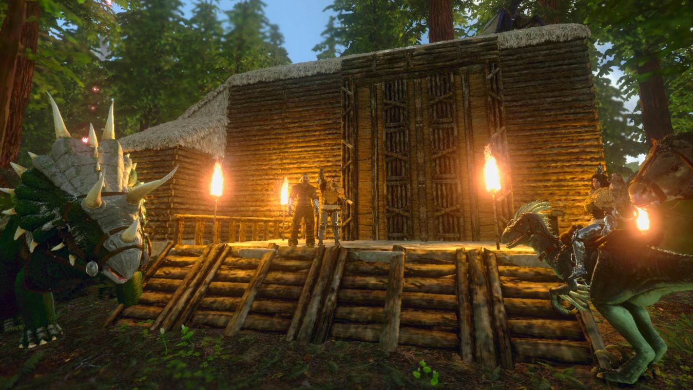 how to download ark survival evolved for free on pc