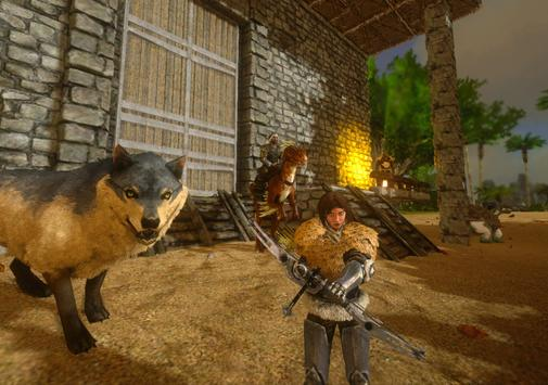 ARK: Survival Evolved 截图 8
