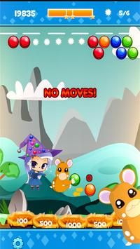 New Bubble Switch-new balloon hit the bubble games poster