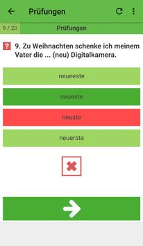 Lernen zur Grammatik A1-A2-B1-B2 Deutsch APK Download - Free ...