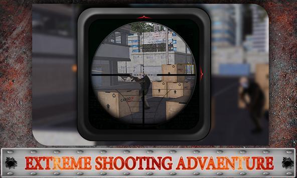 Furious Sniper Assassin 3D apk screenshot