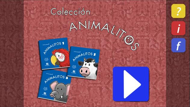 Animalitos poster