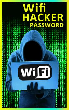 WiFi Password Hacker Prank poster