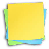 Sticky Note Smartphone icon