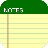 Notes ícone