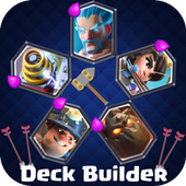 Deck Builder for Clash Royale icon