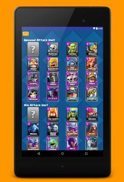 Deck Analyzer for Clash Royale apk screenshot