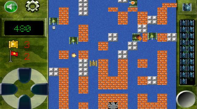 Heavy tank fights: TankJ 1990 screenshot 3