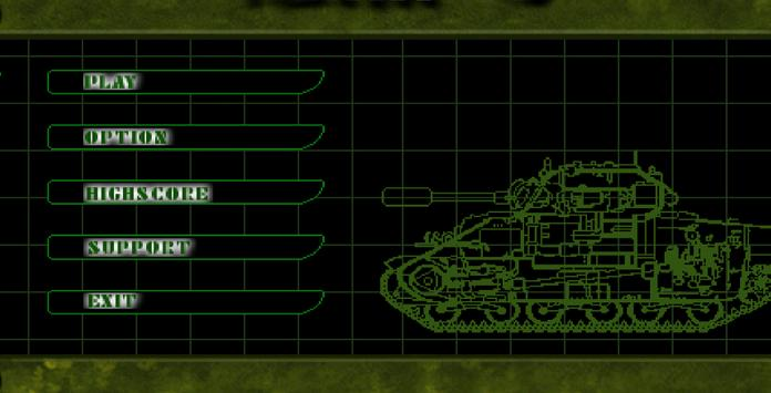 Heavy tank fights: TankJ 1990 screenshot 2