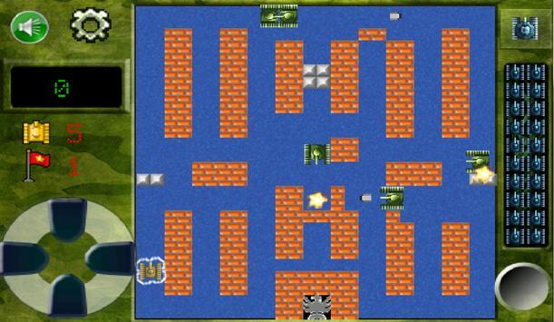 Heavy tank fights: TankJ 1990 screenshot 4