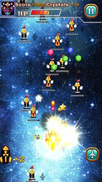 Chicken Shooter -Space Defense poster