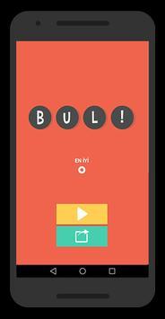 Bul - Kelime Oyunu poster