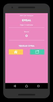 Bul - Kelime Oyunu screenshot 2