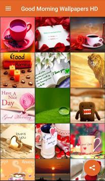 Good Morning Wallpapers HD apk screenshot